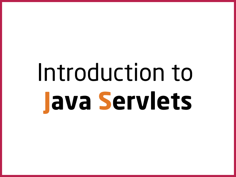 SubjectCoach | Introduction to Servlet technology