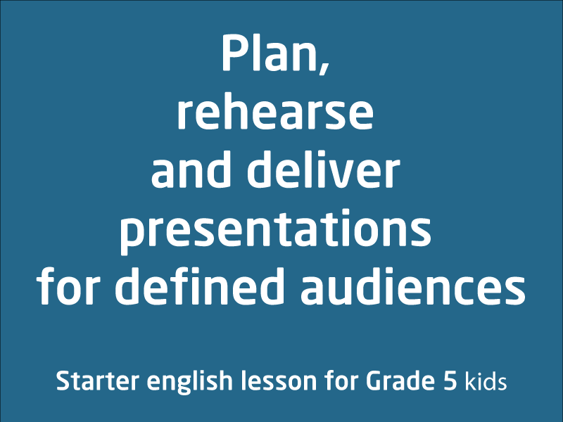 SubjectCoach | Plan, rehearse and deliver presentations for defined audiences
