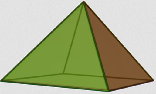 Definition of Pentahedron