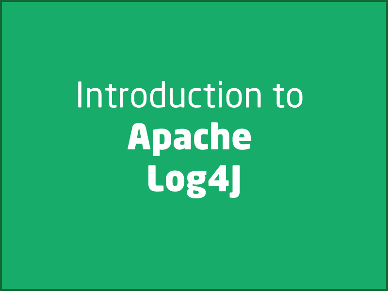 SubjectCoach | What is Log4J. An absolute beginners tutorial.