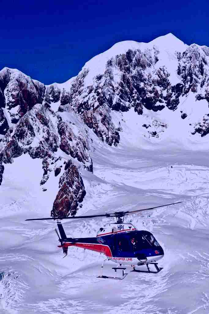 SubjectCoach | The Helicopter Line Franz Josef