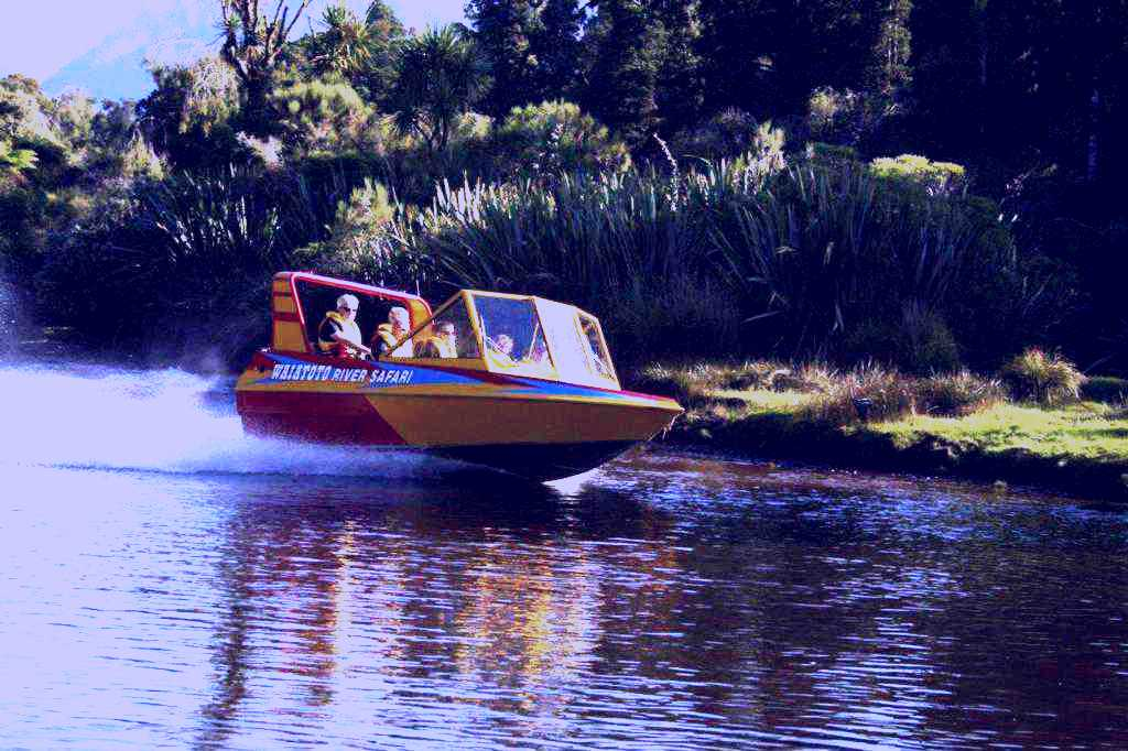 SubjectCoach | Waiatoto River Safari