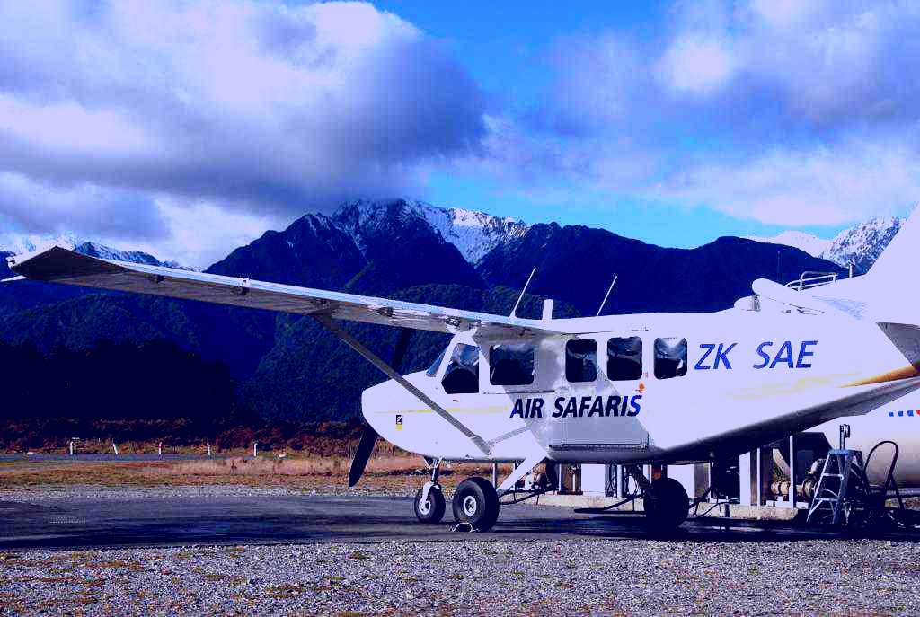 SubjectCoach | Trans-Divide Excursions Franz Josef - Tekapo | Air Safaris