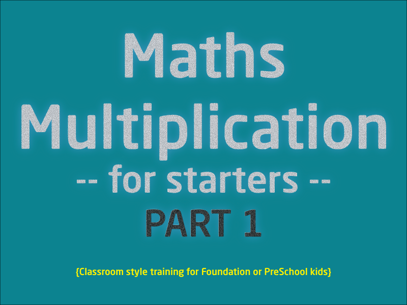 SubjectCoach | Multiplication for Starters