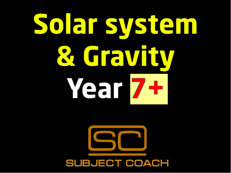SubjectCoach | Solar system