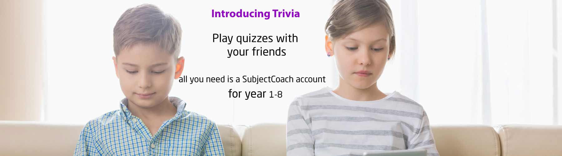 English Maths Science Multiplayer Trivia Games