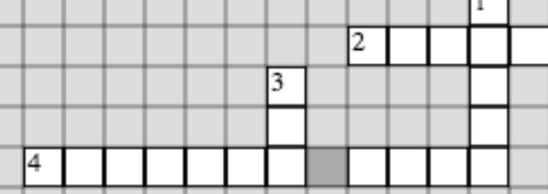 Show spaces as gray boxes.